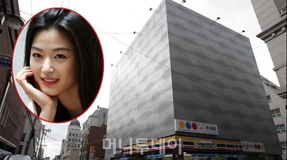 """Điểm mặt sao Hàn xứng danh """"đại gia bất động sản"""""""