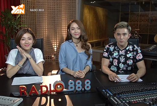 Minh Hằng trẻ trung trong vai trò khách mời củaRadio 88.8. - Tin sao Viet - Tin tuc sao Viet - Scandal sao Viet - Tin tuc cua Sao - Tin cua Sao