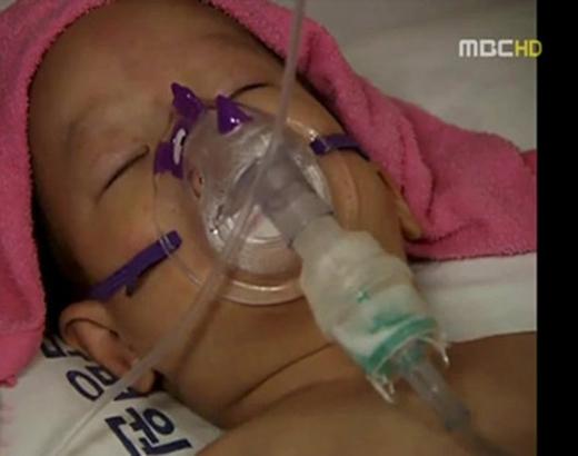Tae-ho bị bỏ rơi từ khi mới lọt lòng mẹ và được chẩn đoán không sống nổi một năm.