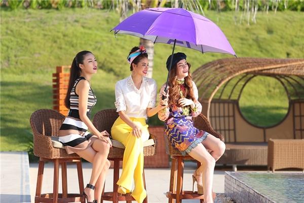 Ở thử thách này, An Nguy tiếp tục thể hiện sự lúng túng trong các kĩ năng. Nữ Vlogger bị Phạm Hương nhận xét không chuyên nghiệp, không tập trung vào phần thi.