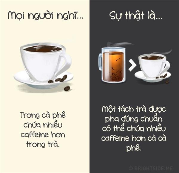 Nếu biết cách pha thì một tách trà sẽ giúp bạn tỉnh táo còn hơn cả cà phê nữa đấy.