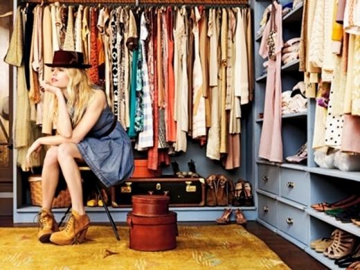 F5 tủ quần áo của bạn ngay thôi! (Ảnh minh họa)