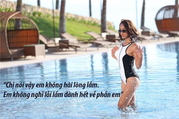 """11 phát ngôn giúp Quỳnh Mai """"đánh bại"""" An Nguy chiếm sóng The Face"""