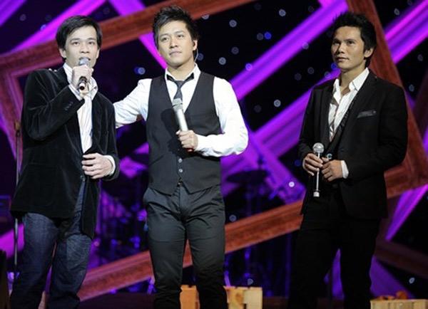 3 thành viên của Quả Dưa Hấu trở lại sân khấu trong like show của Tuấn Hưng. - Tin sao Viet - Tin tuc sao Viet - Scandal sao Viet - Tin tuc cua Sao - Tin cua Sao