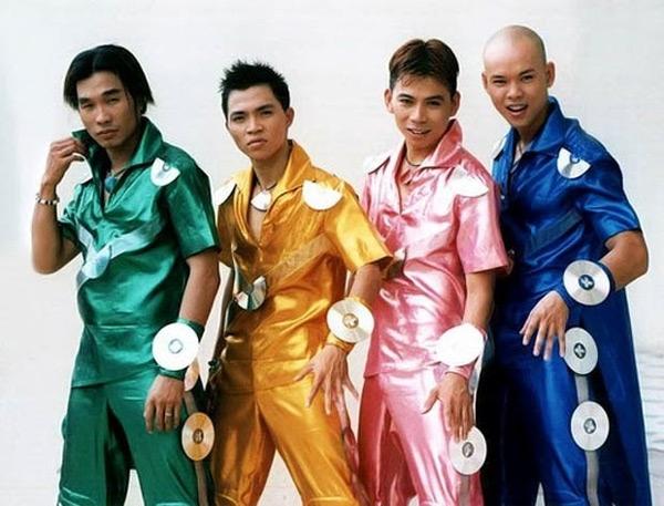 Những nhóm nhạc đình đám Vpop ngày ấy, bây giờ - Tin sao Viet - Tin tuc sao Viet - Scandal sao Viet - Tin tuc cua Sao - Tin cua Sao