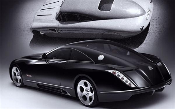 Mercedes-Benz Maybach Exelero: 8 triệu USD. (Ảnh: internet)