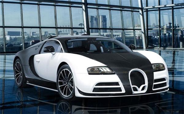 Bugatti Veyron by Mansory Vivere: 3,4 triệu USD.(Ảnh: internet)
