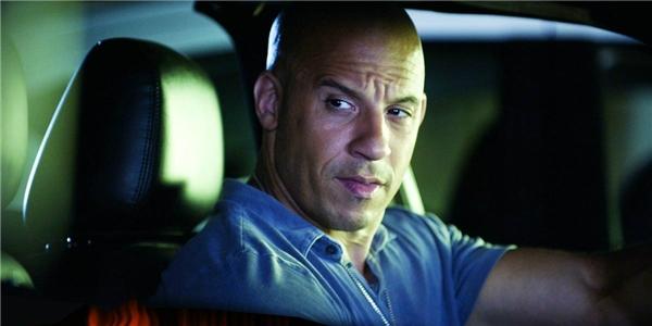 Nhân vật Dom có nhiều nét giống Vin Diesel ở ngoài đời.
