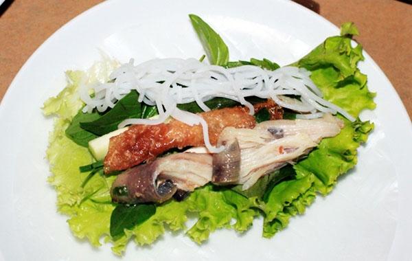 Ẩm thực Phan Thiết - Cá lồi xối mỡ Phan Thiết không ăn sẽ tiếc