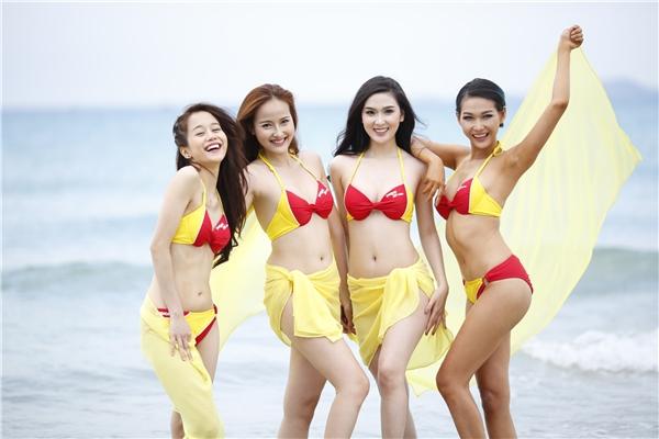 An Nguy, Ngọc Loan, Diệp Linh Châu và Khánh Ngân cũng có nhiều cố gắng nhưng chưa tạo được ấn tượng.