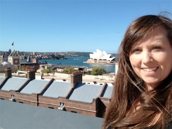 Cô gái dành 7 năm du lịch khắp thế giới để quên nỗi buồn chia tay
