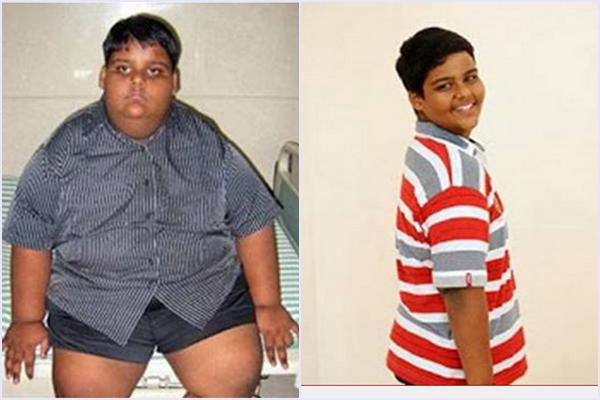 Sau nhiều năm nỗ lực, giữ vững ý chí, cậu bé đã cai được chứng nghiện thức ăn đáng sợ kia. (Ảnh Internet)