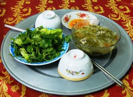 Ẩm thực Phan Thiết - Đủ món dông - nhìn thì sợ, ăn lại ghiền