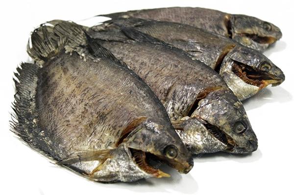 Ẩm thực Cà Mau - Khô cá sặc – đặc sản rừng U Minh Hạ Cà Mau ăn hoài không thấy chán