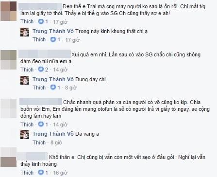Sau khi đăng tải dòng chia sẻ, MC Thành Trung nhận được rất nhiều lời hỏi han từ bạn bè, đồng nghiệp và các fan. - Tin sao Viet - Tin tuc sao Viet - Scandal sao Viet - Tin tuc cua Sao - Tin cua Sao