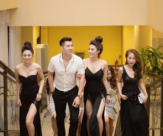 Hình ảnh Doanh nhân Phương Suri cùng các Nhà phân phối của hệ thống mỹ phẩm Nelly.P. - Tin sao Viet - Tin tuc sao Viet - Scandal sao Viet - Tin tuc cua Sao - Tin cua Sao