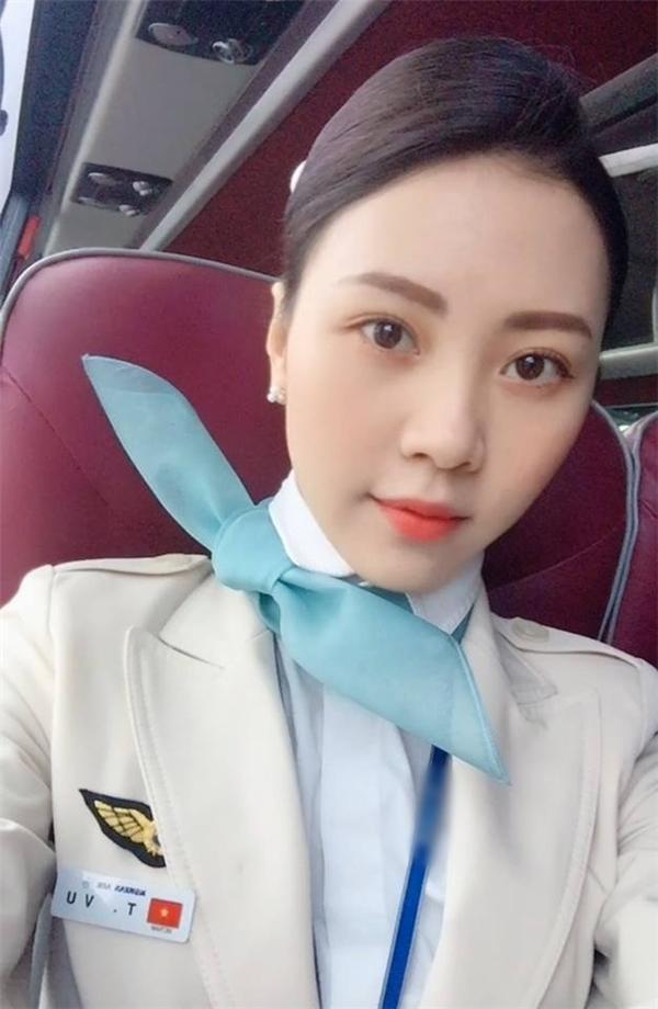 Sau này cô chuyển sang làm cho một hãng hàng không Hàn Quốc.