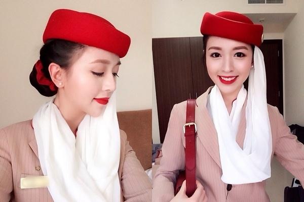 Nhan sắc xinh ngất ngây của những nàng tiếp viên hàng không Việt