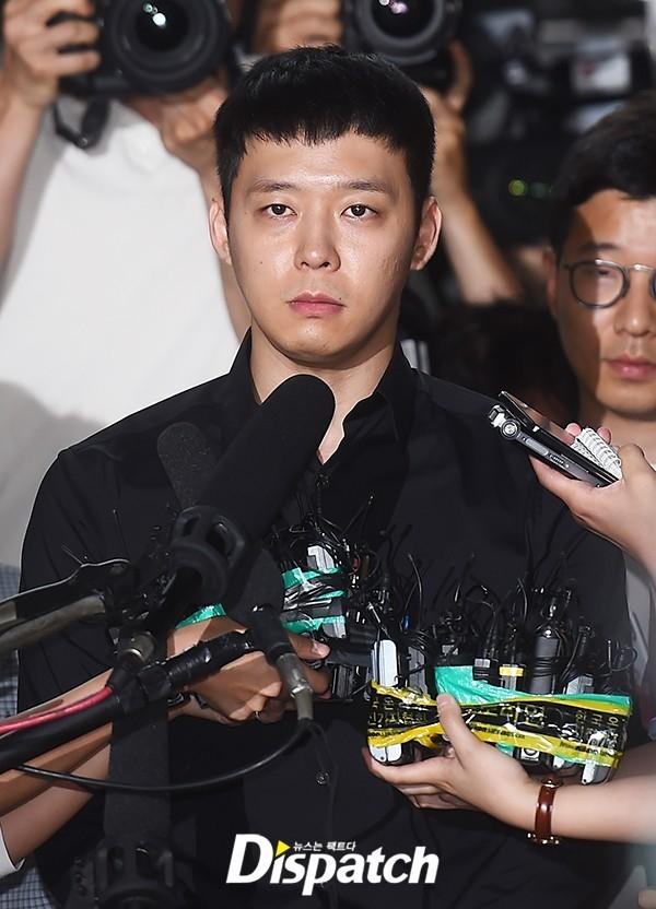 Sau tất cả, Yoochun được tuyên trắng án