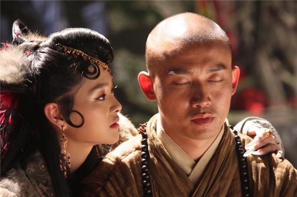 Nhân vật Đường Tam Tạng trong Tây Du Ký2011ra dáng một võ sư thiện nghệ hơn là mộtbậc thánh tăng.