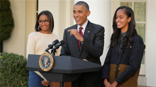 Gia đình Obama sẽ không rời khỏi Washington trước khi Sasha tốt nghiệp cấp 3.