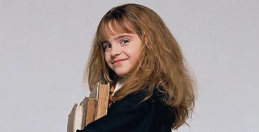 Emma đã tham gia đóng phim Harry Potter từ những ngày đầu tiên.