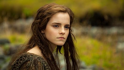 Cô nàng đóng nhân vật Ila trong Noah.