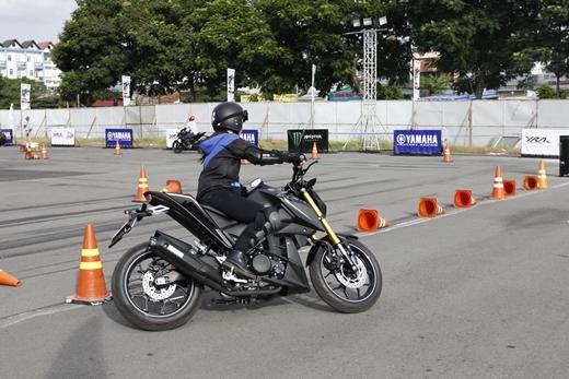 Giới trẻ đam mê xe côn tay sẽ bất ngờ khi đến sự kiện Y-Motor Sport