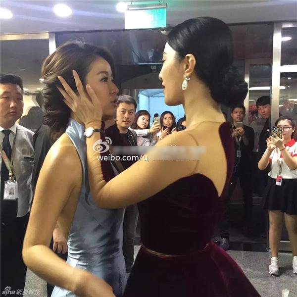 Phạm Băng Băng giúp cô dâu Lâm Tâm Như chọn váy và tổ chức đám cưới