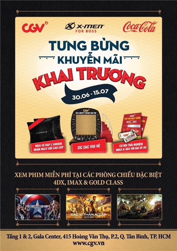 Xuất hiện rạp chiếu phim giường nằm lần đầu tiên tại Việt Nam