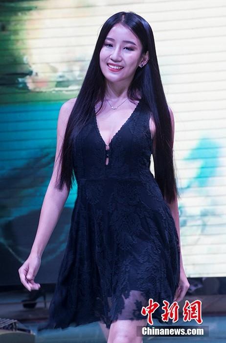 Nhan sắc đáng kinh ngạc của dàn thí sinh Hoa hậu Hoàn vũ Trung Quốc