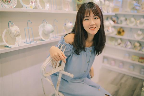 Cô nàng bé nhỏ xinh xắn này từ nhỏ đã nuôi trong mình ước mơ trở thành một nhà kinh doanh thành đạt.(Ảnh: Internet)
