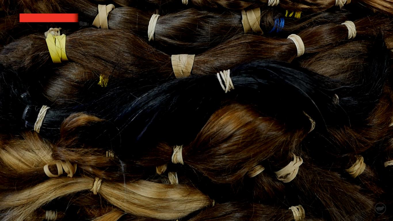 Đối với chúng ta, tóc hết sức bình thường. Thế nhưng nó lại trở nên vô giá với những bệnh nhân ung thư.