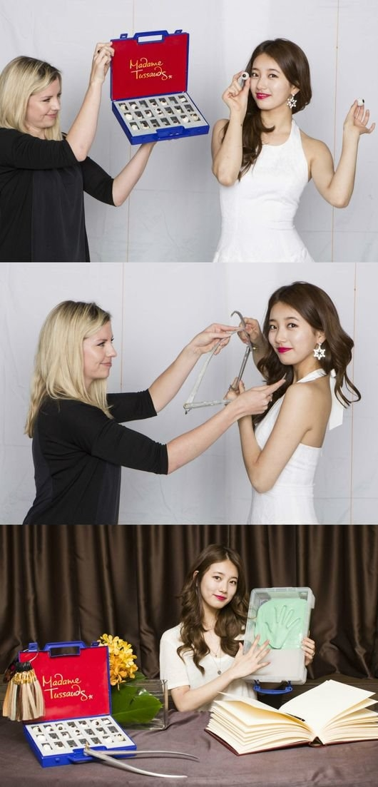 Suzy trở thành nữ nghệ sĩ Hàn đầu tiên được dựng tượng sáp