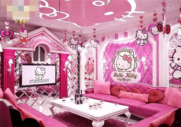 Căn phòng đáng yêu này tọa lạc tại Sài Gòn đấy, bạn có tin không? (Ảnh: Internet)