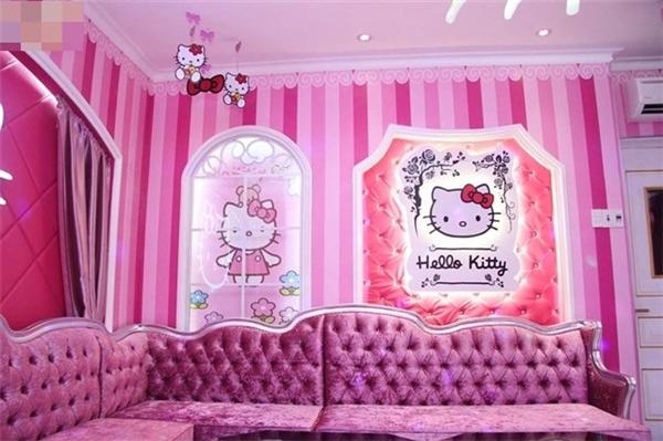 """""""Thánh địa"""" của các """"tín đồ"""" Hello Kitty đây rồi!(Ảnh: Internet)"""