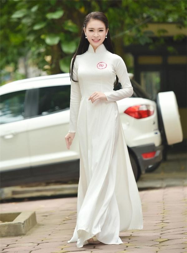 Phùng Bảo Ngọc Vân cao 1m72, đang là sinh viên Đại học Ngoại thương Hà Nội. Với thành tích học tập tốt, Ngọc Vân thuộc diện tuyển thẳng vào đại học.