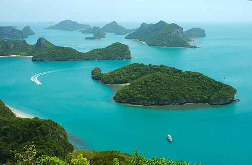 Du lịch Thái Lan - Koh Samui – Hòn ngọc du lịch quý, mới nổi ở Thái Lan