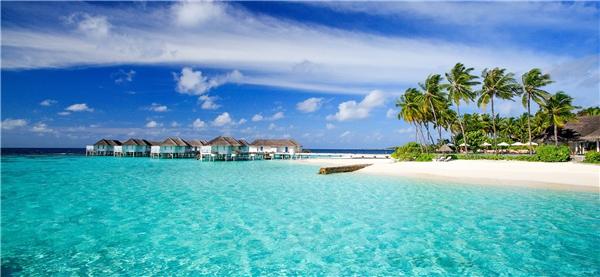 """""""Thiên đường""""Maldives không còn quáxa vời."""