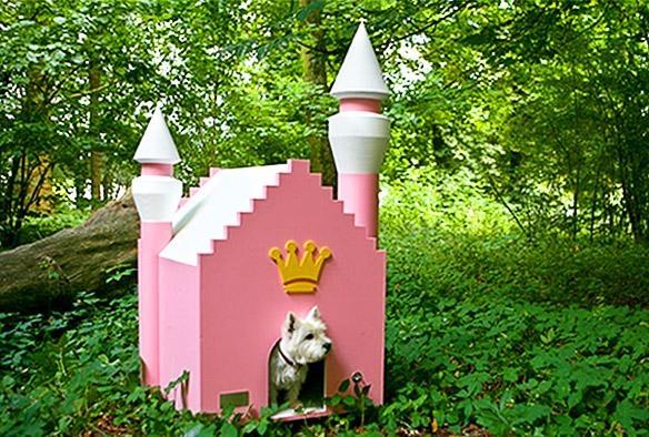 """""""Tòa lâu đài"""" màu hồng đáng yêu này mang một cái tên rất đẹp là """"Nơi giấc mơ trở thành sự thật"""", có giá 2.600$ (khoảng 56 triệu đồng). (Ảnh Internet)"""