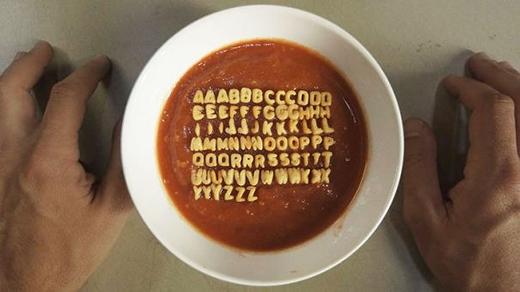Đây là cách người Mỹ học bảng chữ cái.