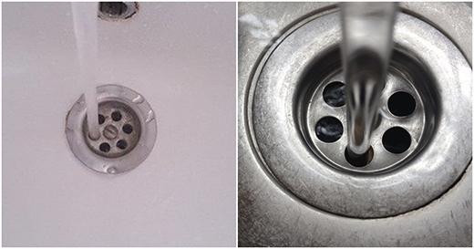 Nước chảy từ vòi thôi mà, có cần phải hoàn hảo vậy không?