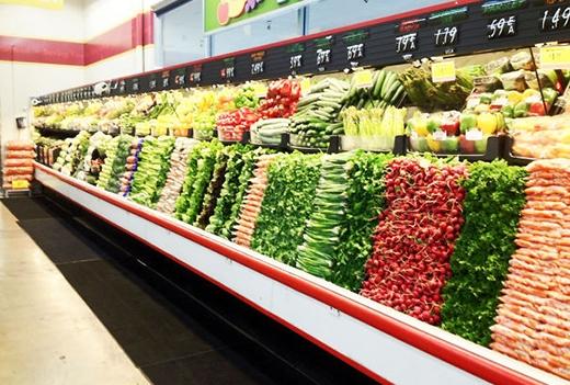 Đi vào siêu thị mà thấy cảnh tượng này thật là thích.