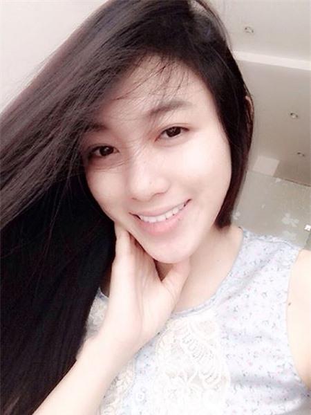 """Đây là Lê Hà, thí sinh được khen ngợi hết lời với nhan sắc được ví von như thiên thần hay mĩ nhân """"không góc chết""""."""