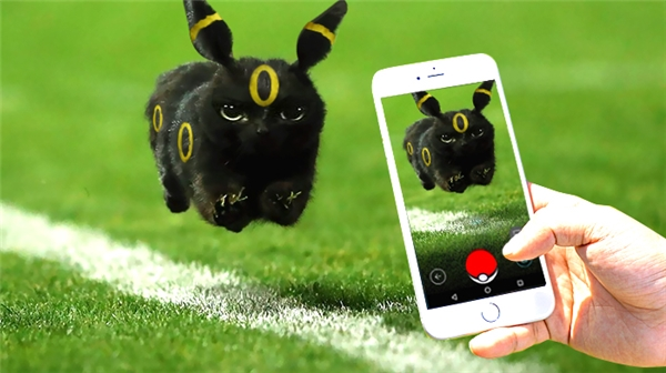 Pokemeo, Go!