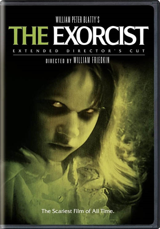 The Exorcist được bình chọn là bộ phim ma hay nhất thời đại.