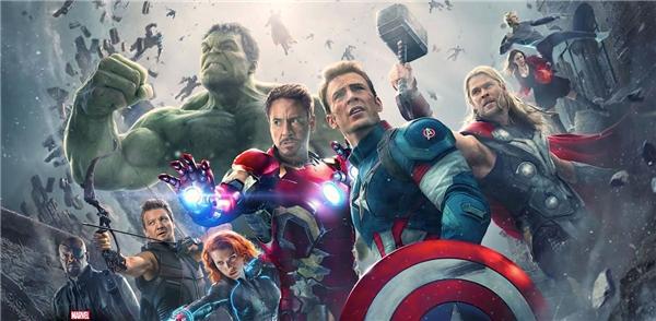 Captain America và biệt đội The Avengers.