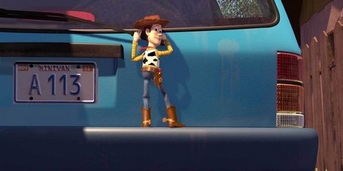 Trong Toy Story.