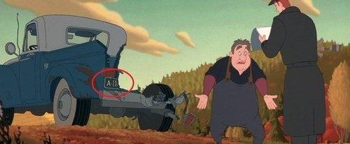 """Trích cảnh trong """"The Iron Giant""""."""