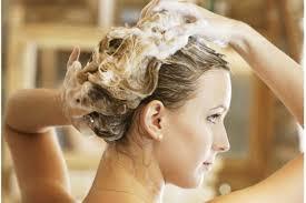 Dầu gội là để làm sạch tócchứ không phải được làm ra để làm sạch da.